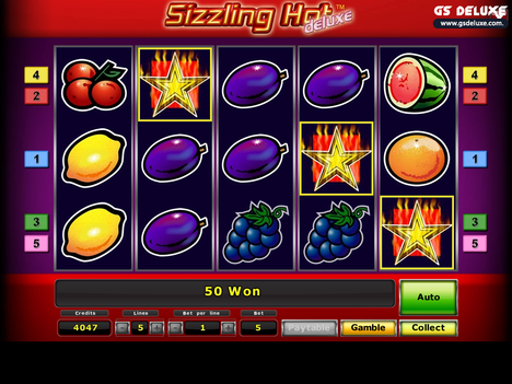 Sizzling Game Download