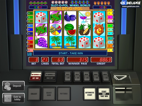 Slot-o-pol is one of the most successful casino games in both online and conventional casinos.As part of the so-called Golden Six, commonly known by the name of Mega Jack, this slot has been one of the favorites of the players since the creators of Mega Jack and Slot-O-Pol – Casino Technology – have managed to recreate the thrill of this slot machine in its premium online version.